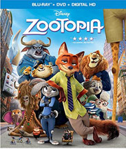 ZOOTOPIA (BD/DD/DIGITAL HD/BLU-RAY)