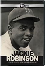 JACKIE ROBINSON (KEN BURNS) cover image