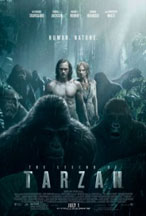 LEGEND OF TARZAN, THE cover image