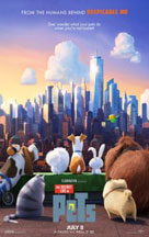 SECRET LIFE OF PETS, THE cover image