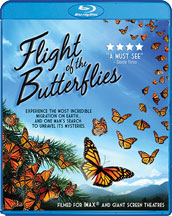 FLIGHT OF THE BUTTERFLIES (IMAX: 4KUHD/3D BLU-RAY/BLU-RAY) cover image