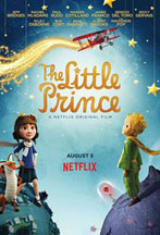 LITTLE PRINCE, THE (NETFLIX ORIGINAL, 2016) cover image