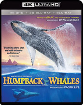 HUMPBACK WHALES IMAX (4K UHD/3-D BLU-RAY/DIGITAL COPY)
