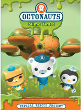 OCTONAUTS: SLIME TIME cover image