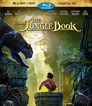 JUNGLE BOOK, THE (DVD/BLU-RAY/DIGITAL) cover image