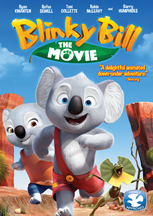 BLINKY BILL THE MOVIE cover image