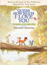GUESS HOW MUCH I LOVE YOU: AUTUMN JOURNEY cover image