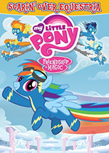 MY LITTLE PONY FRIENDSHIP IS MAGIC: SOARIN