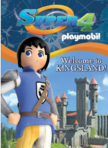 SUPER 4: WELCOME TO KINGSLAND!