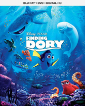 FINDING DORY (BLU-RAY/DVD/DIGITAL HD) cover image