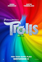 TROLLS cover image