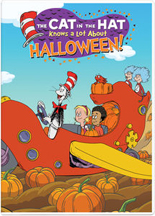 CAT IN THE HAT: HALLOWEEN cover image