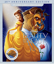 BEAUTY AND THE BEAST: 25TH ANNIVERSARY cover image