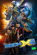 MECH-X4 cover image