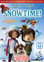 SNOWTIME! cover image
