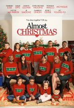 ALMOST CHRISTMAS cover image