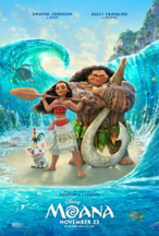 Order FeatureFilm MOANA
