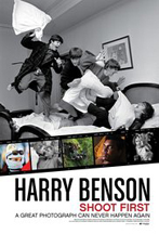 HARRY BENSON: SHOOT FIRST cover image