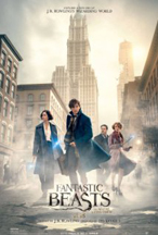 FANTASTIC BEASTS AND WHERE TO FIND THEM cover image