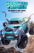 MONSTER TRUCKS cover image