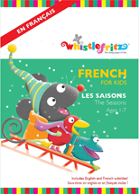 FRENCH FOR KIDS: LES SAISONS (THE SEASONS) cover image