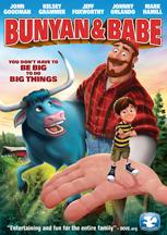 BUNYAN & BABE cover image
