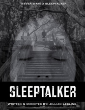 SLEEPTALKER cover image