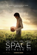 SPACE BETWEEN US, THE cover image