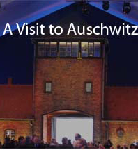 VISIT TO AUSCHWITZ, A cover image
