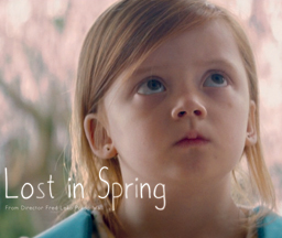 LOST IN SPRING cover image