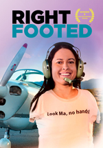 RIGHT FOOTED cover image