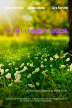 BAD LITTLE FAIRIES cover image