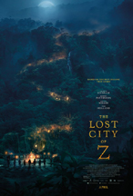 LOST CITY OF Z, THE cover image