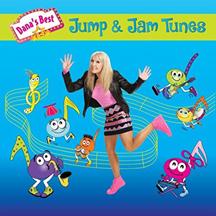 DANA'S BEST JUMP & JAM TUNES