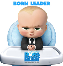 BOSS BABY, THE cover image