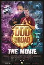 ODD SQUAD: THE MOVIE cover image