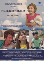 THANK GOD FOR JELLY cover image