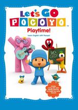 LET'S GO POCOYO: PLAYTIME!