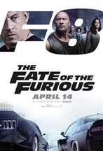 FATE OF THE FURIOUS, THE cover image
