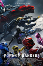 POWER RANGERS (2017) cover image