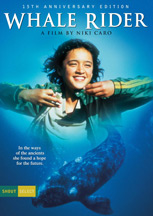 WHALE RIDER cover image