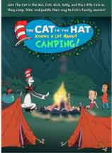 CAT IN THE HAT KNOWS A LOT ABOUT CAMPING, THE cover image