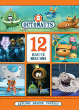 OCTONAUTS: 12 RESCUE MISSIONS cover image