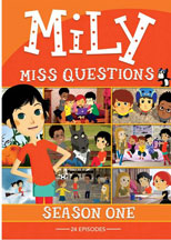 MILY MISS QUESTIONS: SEASON ONE cover image