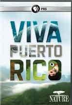 NATURE: VIVA PUERTO RICO cover image