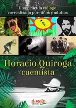 HORACIO QUIROGA, STORYTELLER cover image