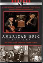 AMERICAN EPIC cover image