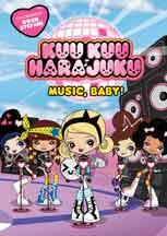 KUU KUU HARAJUKU: MUSIC BABY cover image