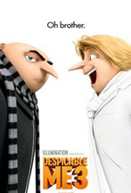 DESPICABLE ME 3 cover image