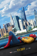 SPIDER-MAN: HOMECOMING cover image